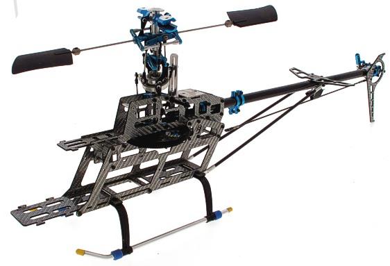 Elicottero T Rex Usato : Elicottero rc clone t rex in carbonio km modellismo