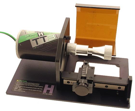 Tornio professionale per ruote h a r d h1040 usato for Tornio modellismo