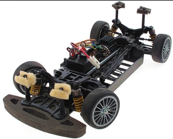 Auto RC elettrica Tamiya 1:10 4WD usato modellismo | Il Blog del