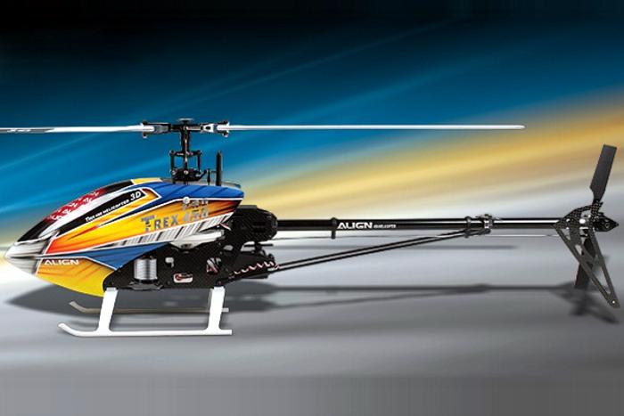 Elicottero T Rex Usato : Elicottero align t rex pro v kit kx km