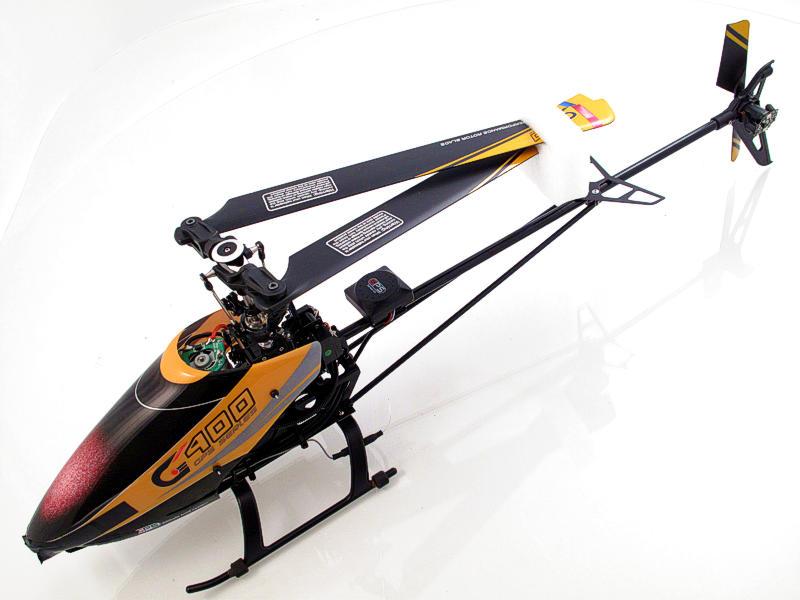Elicottero Walkera : Elicottero flybarless walkera g gps rtf usato