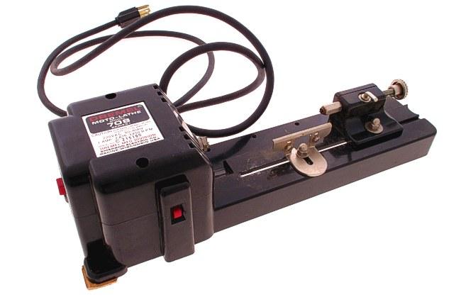 Tornio per legno dremel deluxe moto lathe 701 usato for Tornio modellismo