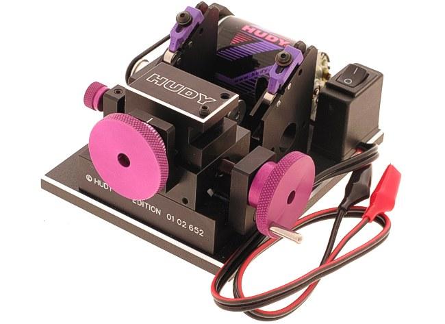 Tornio per motori hudy tech comm lathe slot bbg for Tornio modellismo