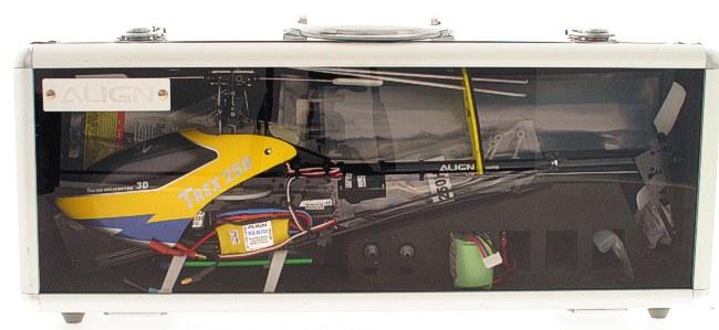 Elicottero T Rex Usato : Elicottero rc align t rex kx usato modellismo