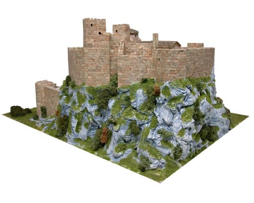 Castello di Loarre - Scala 1:200 aedes AS1007