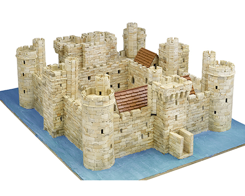 Castello di Bodiam - Scala 1:180 aedes AS1014