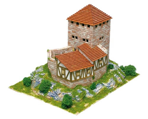 Castello di Grenchen - Scala 1:55 aedes AS1052