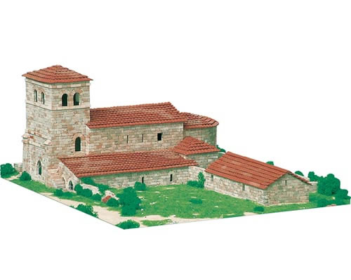 Chiesa di San Andres - Scala 1:65 aedes AS1109