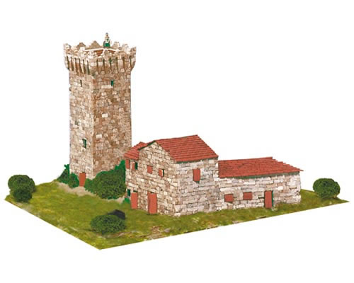 Torre di Peraires - Scala 1:80 aedes AS1258