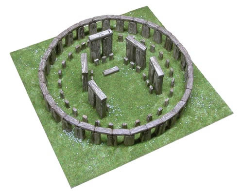 Stonehenge - Scala 1:135 aedes AS1268