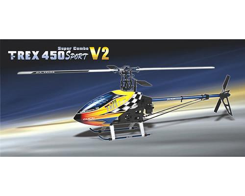 Elicottero Yamaha : Elicottero align t rex sport kit v kx a