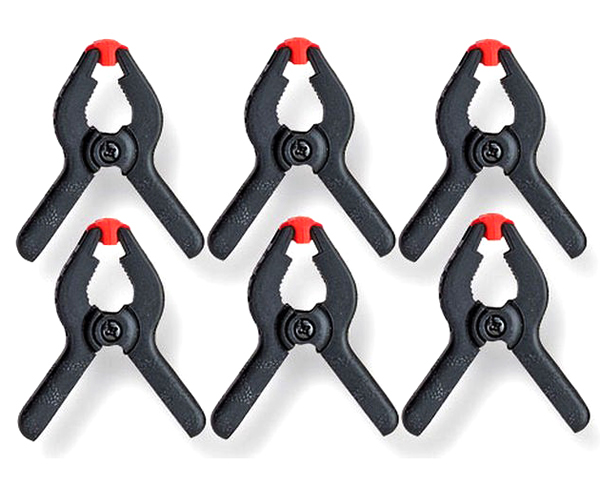 Set of 6 mini pliers of 30 mm (6 pz) artesanialatina AL27200