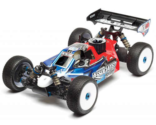 Associated RC8B3 Team Nitro Off-Road Competition Buggy 4WD 1:8 Kit