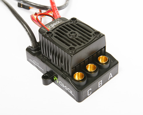 Axial regolatore ae 4 vanguard xl brushless for Axil prezzo