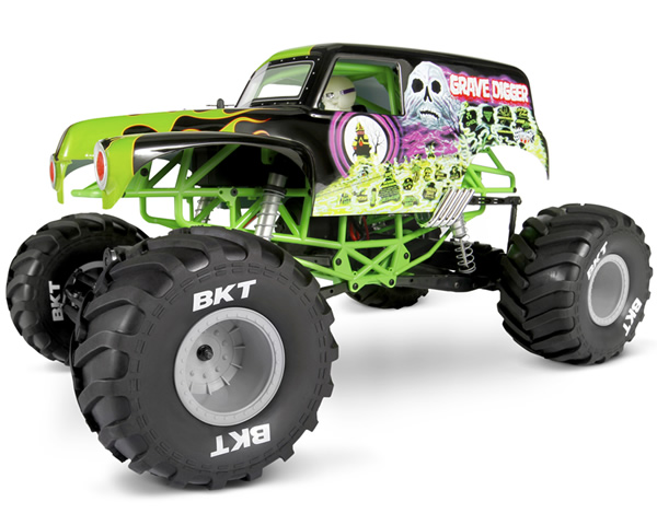 Automodello Grave Digger Monster Truck 1:10 4WD RTR axial AX90055