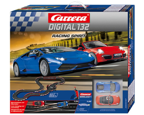 Pista Digitale Racing Spirit Wireless+ carrera CA20030187