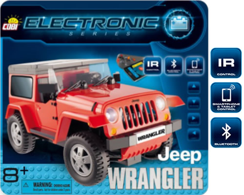 Jeep Wranglers Bluetooth cobi CB21920