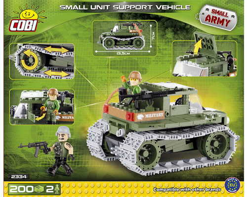 Small Unit Support Vehicle cobi CB2334
