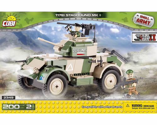 Autoblindo T17E1 Staghound Mk.I cobi CB2349