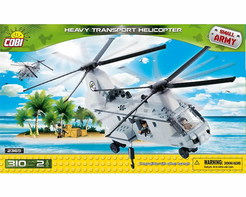 Heavy Transport Helicopter cobi CB2365