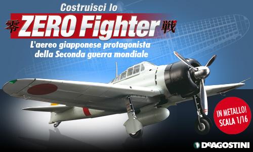 Aereo Da Caccia Giapponese : Zero fighter nasce oggi il modellismo di domani
