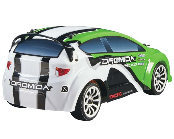 Automodello Rally Car 4WD 1:18 2,4 GHz RTR dromida DIDC0072