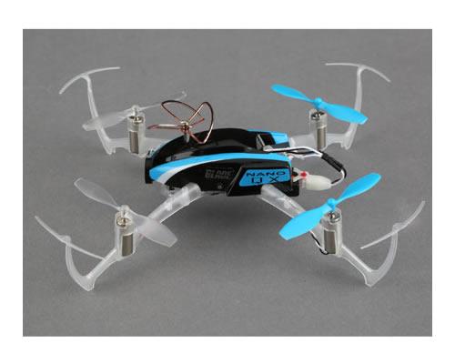 Quadricottero Blade Nano QX FPV con occhiali Safe Tecnology RTF