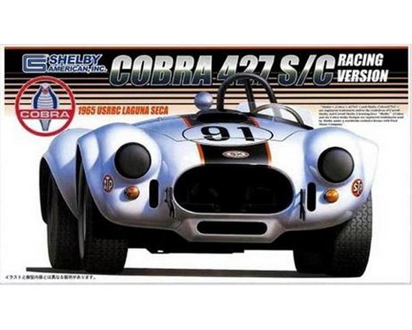 fujimi modellismo Shelby Cobra 427 S//C Racing Version 1:24 FUJ12092