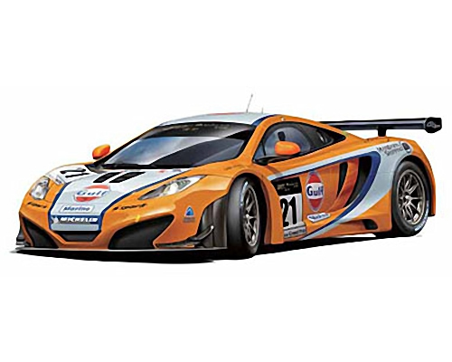 fujimi mclaren mp4 12c gt3 macau grand prix 2011 1 24 fuj12563. Black Bedroom Furniture Sets. Home Design Ideas