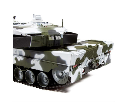 Hobby Engine Premium Label 2.4G Leopard 2A6 Tank Winter Edition hobbyengine HE0704W