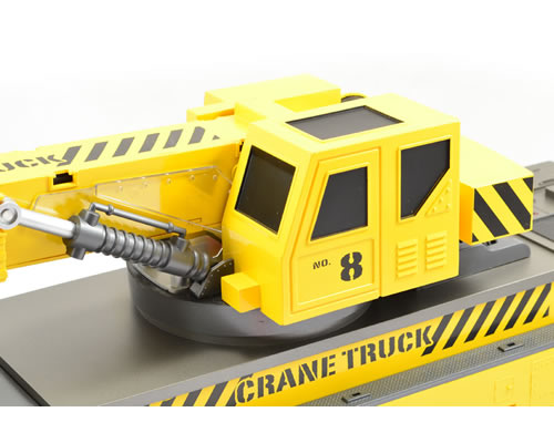 Hobby Engine Premium Label Digital 2.4G Crane Truck hobbyengine HE0712