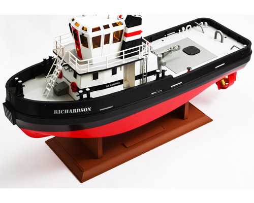 Hobby Engine Premium Label 2.4G Richardson Tug Boat hobbyengine HE0721