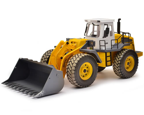 Hobby Engine Full-Function Wheeled Loader hobbyengine HE0806