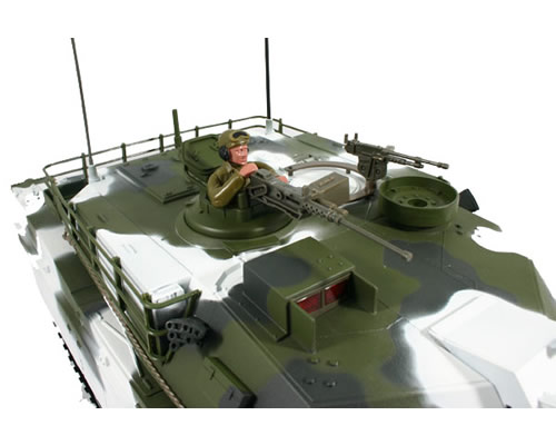 Hobby Engine M1A1 Abrams Battle Tank Winter Edition hobbyengine HE0811W