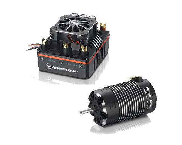 XERUN Combo XR8Plus 150A + 4274SD G2 2600kV 1:8 On/Road Monster Truggy hobbywing COMBO-XR8PLUS-C