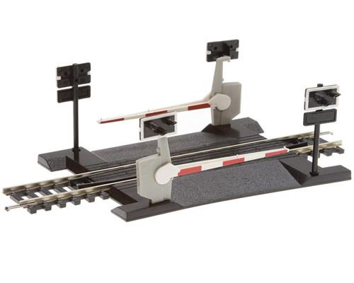 Hornby passaggio a livello binario singolo r645 for Planimetrie domestiche di livello singolo