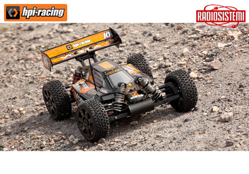 Vorza Flux HP Brushless 4WD 1:8 2,4 GHz RTR hpi HP101709