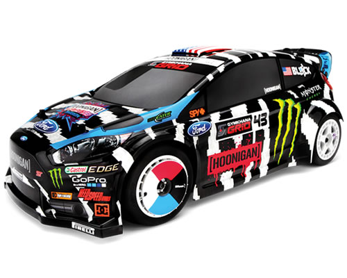micro rs4 ken block ford fiesta rx43 4wd 1 18 2 4 ghz rtr. Black Bedroom Furniture Sets. Home Design Ideas