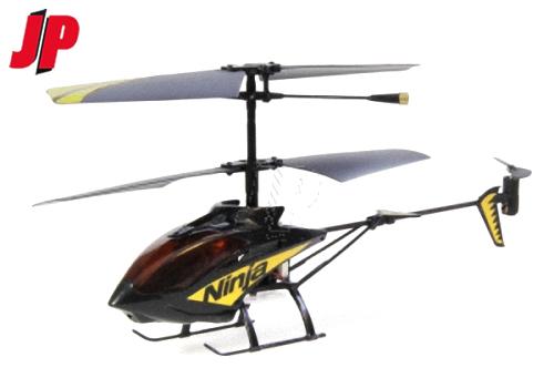 Elicottero Birotore : Jperkins elicottero elettrico micro twister ninja i f