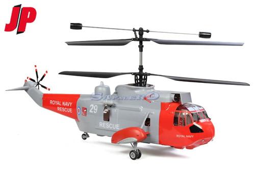 Elicottero Birotore : Jperkins elicottero elettrico twister sea king ghz