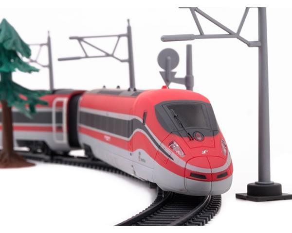leveltoys modell Treno elettrico Frecciarossa 1000 ETR 400 a batterie LEV13203