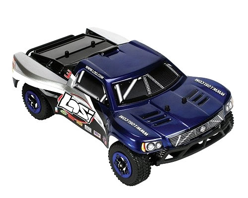 Losi Micro Brushless Short Course Truck 4WD 1:24 RTR
