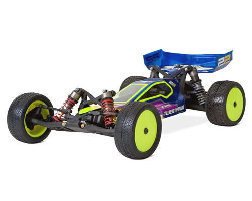 Automodello Losi TLR 22T Race Buggy 2WD 1:10 Kit