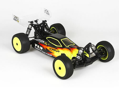 Automodello Losi 22-4 Race Buggy 4WD 1:10 Kit