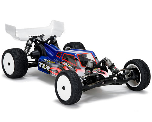 Automodello Losi Buggy Race 22 3.0 MM 1:10 2WD Kit