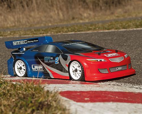 Automodello S10 Blast TC2 Touring 4WD 1:10 RTR