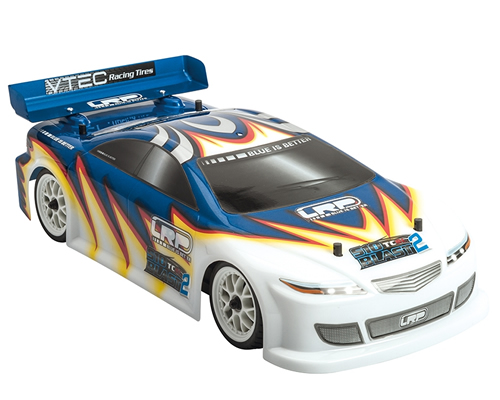 LRP S10 Blast TC 2 Brushless Electric Touring Car 4WD 1:10 RTR