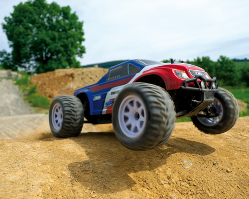 Automodello LRP S10 Blast MT Monster Truck 2,4 GHz 4WD 1:10 RTR