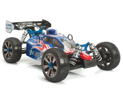Automodello LRP S8 Rebel BX Nitro Buggy 4WD 1:8 RTR Limited Edition