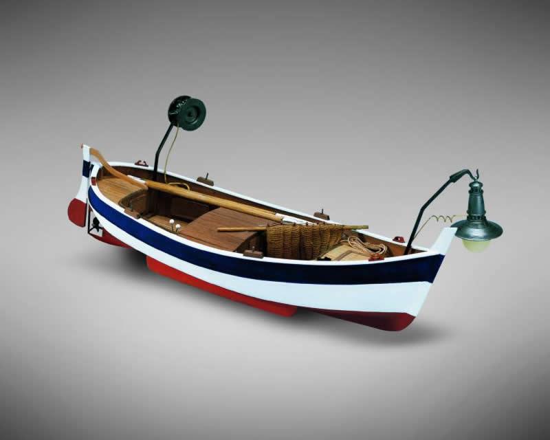 Gozzo mediterraneo da pesca mamoli modellismo il blog for Barca a vapore per barche da pesca